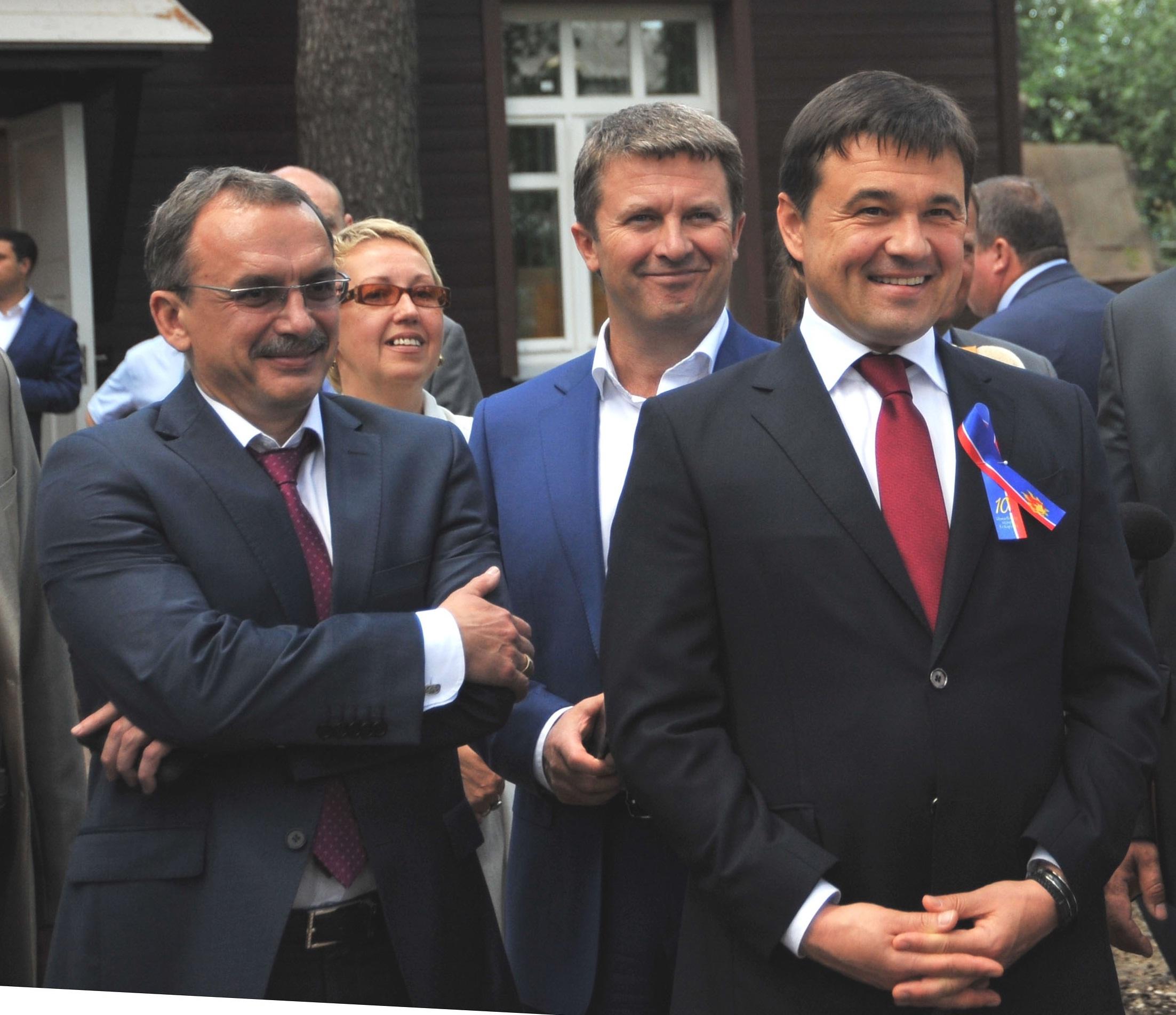 Эксперт: «Воробьёв – народный губернатор»