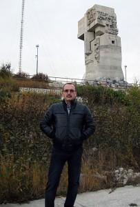 Андрей Ильницкий в Магадане