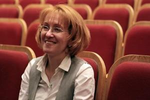 Ирина Ясина. Фото 2009 © Игорь Подгорный
