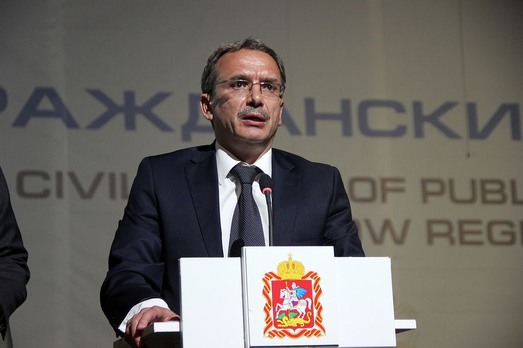 На фото — Ильницкий Андрей Михайлович